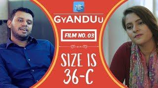 getlinkyoutube.com-PDT GyANDUu   Film no.3 -  Size is 36C -  : Short Film Series : Innerwear online : bra size