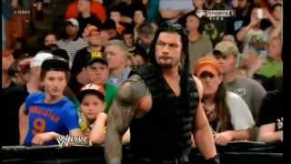 getlinkyoutube.com-The Shield attacks Justin Bieber LIVE - May 2013