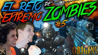 getlinkyoutube.com-El Reto Extremo De Zombies #5 - Mi Querido ORIGINS! ♥ [Parte 1] PokeR988 & TheGrefg