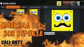 getlinkyoutube.com-Como fazer o emblema do BoB Esponja no COD Black Ops 3