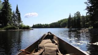 getlinkyoutube.com-Algonquin Park Canoeing Trip Solo - Craig Lake