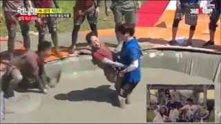 getlinkyoutube.com-Monday Couple - Bicycle - Jung In ft Gary