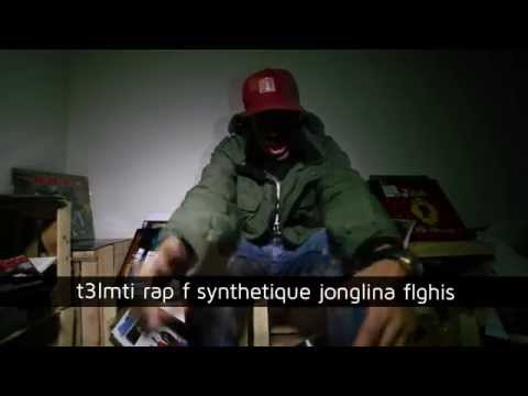 Mehdi Black Wind - RAPport [ Lyrics Video ] 2014