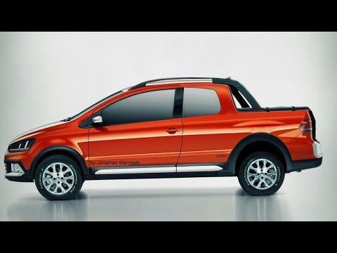 PHOTOSHOP Volkswagen Fox Pickup VW VWFox
