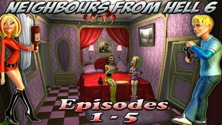 getlinkyoutube.com-Neighbours From Hell 6 - Episodes 1-5 [100% walkthrough]
