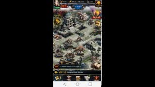 getlinkyoutube.com-How To Upgrade Your Castle in Clash Of Kings FAST... Clash of kings tips