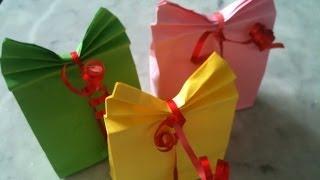 getlinkyoutube.com-طريقة صنع حقيبة ورقية اشغال يدوية