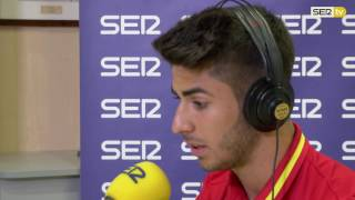 """getlinkyoutube.com-Marco Asensio: """"Quiero ser referencia en el Real Madrid"""""""