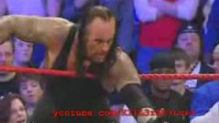 getlinkyoutube.com-Batista Shawn Michaels Undertaker John Cena vs Randy Orton Edge Mr Kennedy MVP Part 3\3 2009