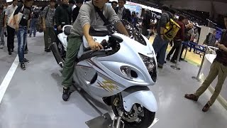 getlinkyoutube.com-The Suzuki 2017 Motorcycles - Show Room JAPAN