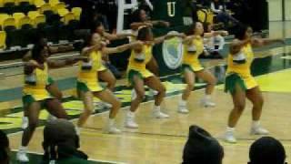 getlinkyoutube.com-NSU Cheerleaders A Squad  (Shake That Monkey)