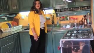 """لاول مرة فى مصر كيفية ترتيب مطبخك واختيار الوانه باستخدام""""الفينج شوى""""طاقة المكان سها عيد"""