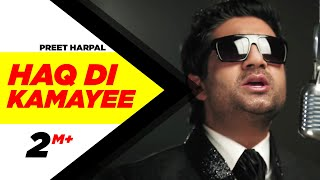 Haq Di Kamayee Preet harpal Full HD Brand New Punjabi Songs | Punjabi Songs | Speed Records