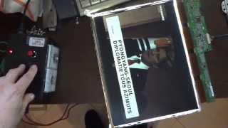 getlinkyoutube.com-Conversion  LCD tv to LED tv