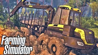 Farming Simulator 15 no Spin Tires
