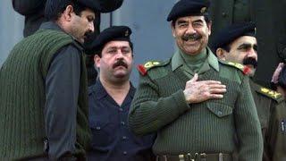 getlinkyoutube.com-صدام حسين آخر أجتماع قبل الغزو الامريكي للعراق .. فلم نـــادر