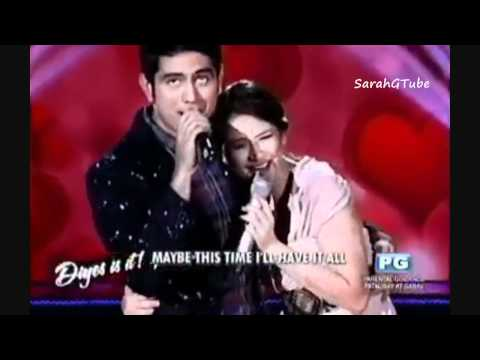 Sarah Geronimo - Fallin' w/ Gerald - ASAP Diyes Is It - ASAP 2012 (Jan 1, 2012)
