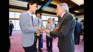 getlinkyoutube.com-羽生結弦 皇室の茶会で受けた愛子さまからの質問とは? Yuzuru Hanyu at the Emperor's tea ceremony