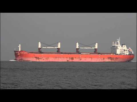 Click to view video DYNAMIC STRIKER - IMO 9493652 - Germany - Elbe - Otterndorf - 05.10.2014