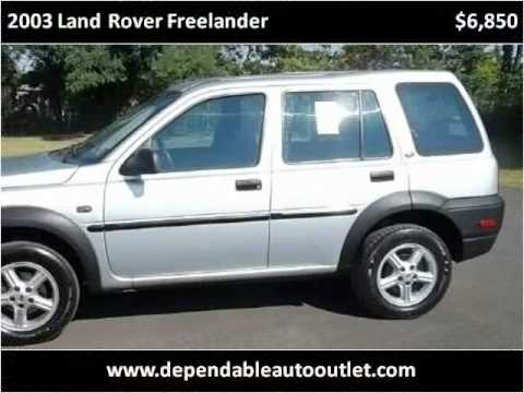 2003 land rover freelander problems online manuals and. Black Bedroom Furniture Sets. Home Design Ideas