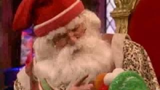 getlinkyoutube.com-Elmo and santa