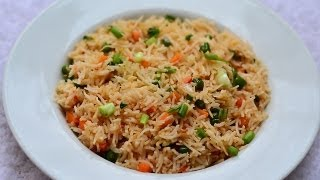 getlinkyoutube.com-Veg Fried Rice Recipe @ Guru's Cooking