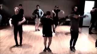 getlinkyoutube.com-[Mirrored and Slow 75%] BIGBANG - BANG BANG BANG Dance Practice