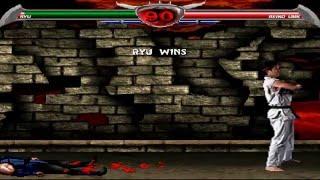 getlinkyoutube.com-Mortal Kombat Chaotic - Ryu playthrough