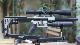 FX Impact PCP Airgun 60 yard test