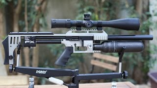 getlinkyoutube.com-FX Impact PCP Airgun 60 yard test