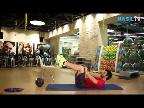 Evde mat üzerinde yapılabilecek iç bacak egzersizleri nelerdir