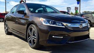 getlinkyoutube.com-2016 Honda Accord SPORT Full Review / Start Up / Exhaust