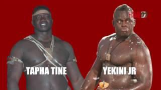 SPECIAL TAPHA TINE VS YEKINI JR DANS L' OEIL DU TIGRE