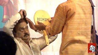 getlinkyoutube.com-Vijayakanth movie press meet in his own style