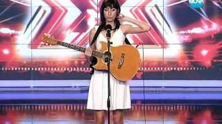 getlinkyoutube.com-Jessie J - Price Tag / Stela Petrova X-Factor BG
