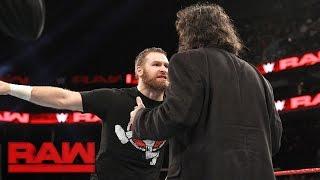getlinkyoutube.com-Sami Zayn sounds off on Mick Foley: Raw, Nov. 28, 2016