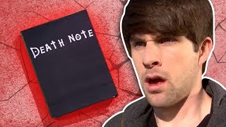 getlinkyoutube.com-REAL DEATH NOTE!