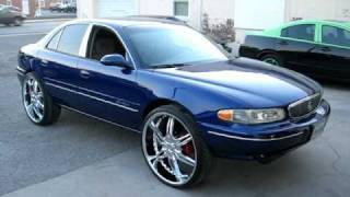 "getlinkyoutube.com-26""RIMS ON BUICK CENTURY / JOHNS RESTORATION"