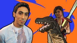 getlinkyoutube.com-التمساح الحلقة ٣٧: الرحلة الكومك كونية الجزء الثاني  | Temsa7LY 2