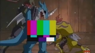 [YTP] Digimon Exveemon gets penetrate LITERALLY