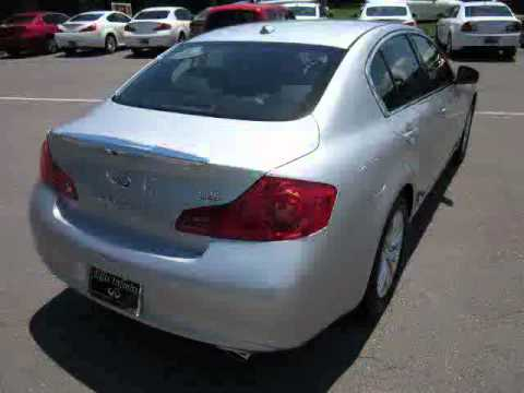 Used Infiniti G25 Sedan Arkansas AR 2011 located in Little Rock at My Ellis Infiniti