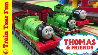 Percy Mail Train Collection | Thomas Track Master, HO Scale, more trains!