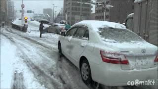 getlinkyoutube.com-2013 東京爆弾低気圧大雪