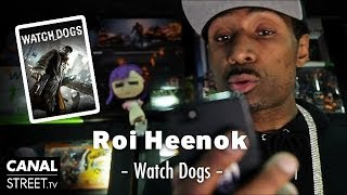 Roi Heenok - Watch Dogs, C'est Un Jeu D'illuminati !