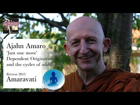 Guided Meditation - Ajahn Amaro - Relaxation of the body