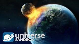 getlinkyoutube.com-Earth Vs All Planet, beautiful destruction! | Universe Sandbox