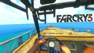 getlinkyoutube.com-Far Cry 3 - Pistas (Track)