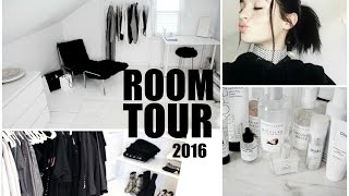 MY ROOM TOUR 2016! (Aesthetically Pleasing)