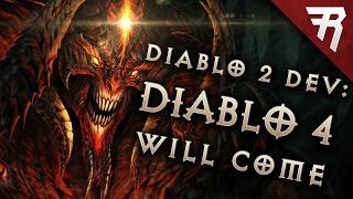 getlinkyoutube.com-DIABLO 4 Will Happen, According to Diablo 2 Lead Dev David Brevik (Interview)