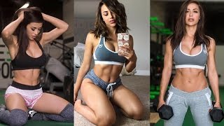 getlinkyoutube.com-Ana Cheri Fitness and Gym Workout Routine